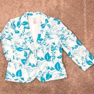 Chadwicks Linen/Cotton Blazer